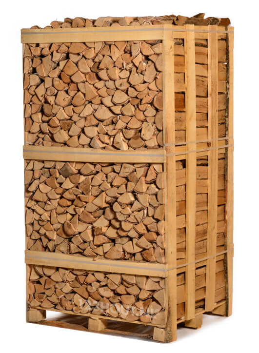 Pallet mix haardhout | 123hout.nl